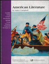 Excellence in Literature: American  Literature (3rd Edition)
