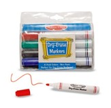 Dry Erase Markers & Supplies