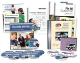 Teaching Writing & Student Writing Intensive, Level C--Deluxe Combo Pack (2nd Edition with Fix-It Books 1 & 2)