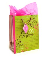 Dear Mom Gift Bag, Medium