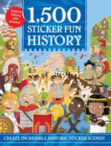 1,500 Sticker Fun, History