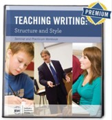 Teaching Writing: Structure and  Style Seminar Workbook with One-Year Premium Subscription