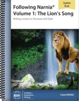 Following Narnia Volume 1: The Lion's Song Student Book (3rd  Edition)