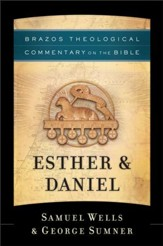 Esther & Daniel (Brazos Theological Commentary on the Bible) - eBook