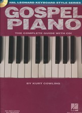 Gospel Piano [With CD]