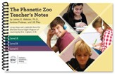 Phonetic Zoo: Teacher's Notes
