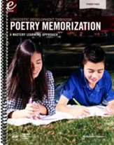 Linguistic Development Through  Poetry Memorization Student Book (Second Edition)