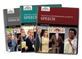 The NCFCA Comprehensive Guide to  Speech Complete Set