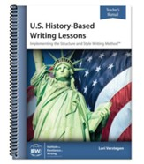 U.S. History-Based Writing Lessons Teacher's Manual