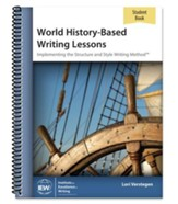 World History-Based Writing Lessons  Student Book