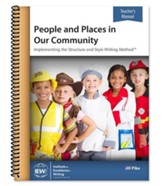 People and Places in Our Community  Teacher's Manual