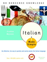 Italian Made Simple: Revised and Updated - eBook