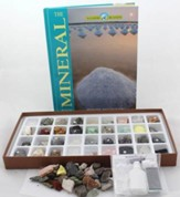 Mineral Identification & Testing Kit