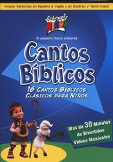 Cantos Bíblicos  (Bible Songs), DVD