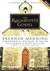 The Ragamuffin Gospel - Audiobook on MP3-CD
