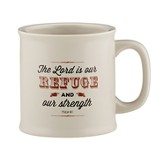 Refuge & Strength Mug