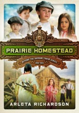 #3: Prairie Homestead, repackaged