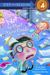How Not to Start Third Grade - eBook