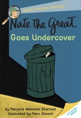 Nate the Great Goes Undercover - eBook