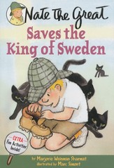 Nate the Great Saves the King of Sweden - eBook