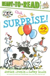 Click, Clack, Surprise!, softcover