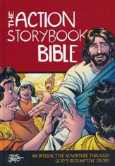 The Action Storybook Bible - Slightly Imperfect