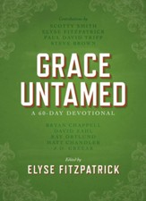 Grace Untamed: A 60-Day Devotional hardcover