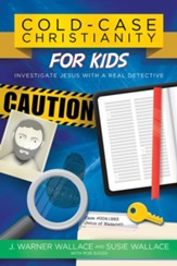 Cold-Case Christianity for Kids: Investigate Jesus with a Real Detective - Slightly Imperfect