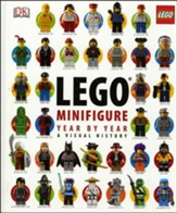 LEGO Minifigure Year by Year: A Visual History Library Edition