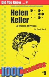 Helen Keller, 1000 Readers Series
