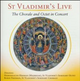 St. Vladimir's Live: The Chorale and Octet in Concert—CD