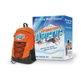 Operation Arctic Super Starter VBS Kit with  Contemporary Music