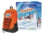 Operation Arctic Super Starter VBS Kit with Traditional Music