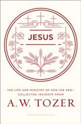 Jesus: The Life and Ministry of God the Son-Collected Insights from A. W. Tozer - Slightly Imperfect