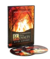 Supernatural Ways of Royalty DVD Study: Discovering Your Rights and Privileges of Being a Son or Daughter of God