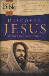 Discover Jesus in the Pages of the Bible