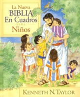 La Neuva Biblia En Cuadros Para Ninos The New Bible In Pictures for Little Eyes