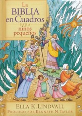 La Biblia en Cuadros para Niños Pequeños  (The Bible in Pictures for Toddlers)