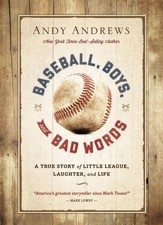 Baseball, Boys, and Bad Words - eBook