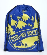 Mountain Adventures, Drawstring Backpack