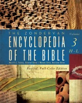 The Zondervan Encyclopedia of the Bible, Volume 3: Revised Full-Color Edition / New edition - eBook