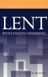 Lent With Evelyn Underhill - eBook