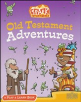 Old Testament Adventures: A Spark Bible Play and Learn Book