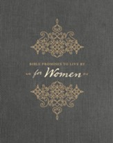 Bible Promises to Live By for Women, Special edition
