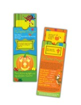 Pumpkin Prayer, Activity Bookmark