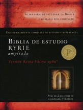 Biblia de estudio Ryrie ampliada, The New Ryrie Study Bible - Slightly Imperfect