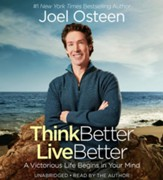 Think Better, Live Better: A Victorious Life Begins In Your Mind (7CD Audio)