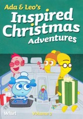 Ada & Leo's Inspired Christmas Adventures: Volume 2