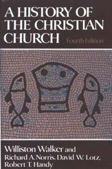 A History of the Christian Church, Fourth Edition   -- Slightly Imperfect