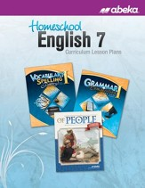 Grade 7 Homeschool English Curriculum Lesson Plans